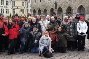 Klassikaline Tallinna ekskursioon giidiga