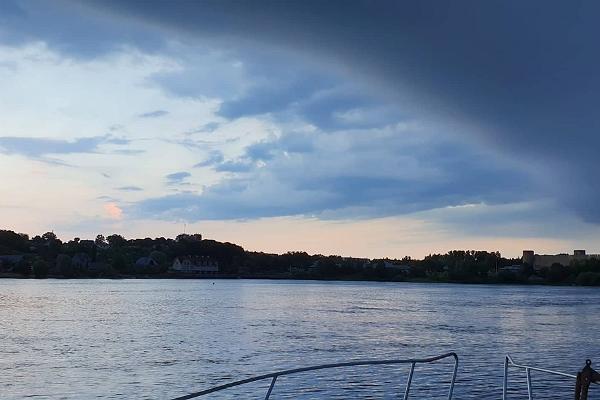 Круизы по реке Нарва и Нарвскому заливу