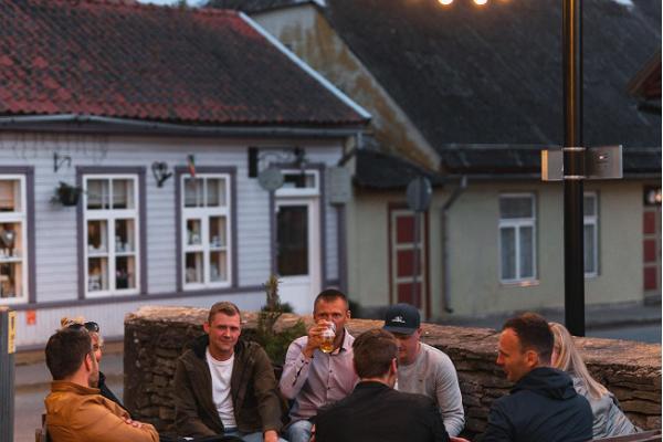 Lounge HoovHaapsalu