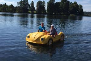 Lake Pühajärv boat hire