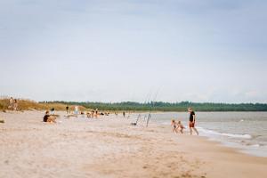 Perakilas (Pereküla) pludmale