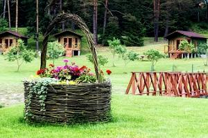 Camping- und Wohnwagenplatz Orupõhja