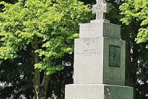 Vabadussõja mälestussammas Pilistveres