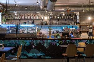Vegetarisches Café Inspiratsioon