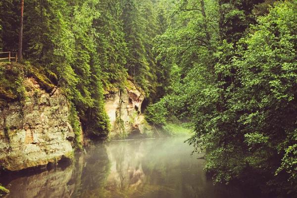 """Ringreisil """"Elu kahe maailma piiril"""" saab nautida looduskaunist Taevaskoda"""