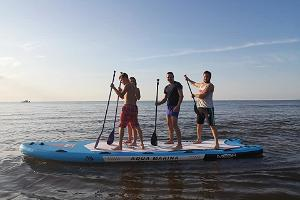 Surfiklubi veespordivahendite laenutus Narva-Jõesuu rannas