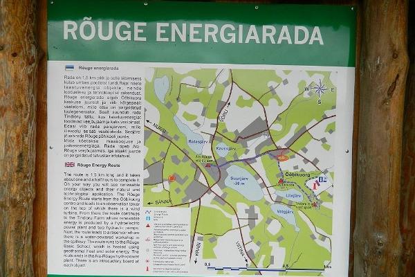 Rõuge energy trail