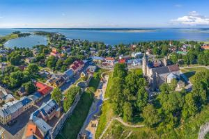 A tour of Western Estonia and the islands