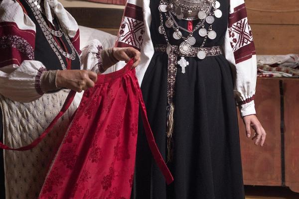 Obinitsan setukaisten museopirtti