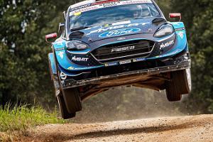 Этап чемпионата мира по авторалли Rally Estonia FIA