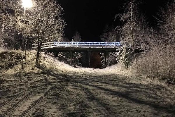 Paluküla Hiiemäe terviserajad Raplamaal