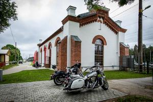 Aegviidu Hälsodepås turistinformationspunkt