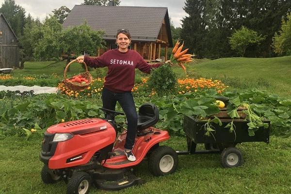 Anzelika Organic Farm Accommodation