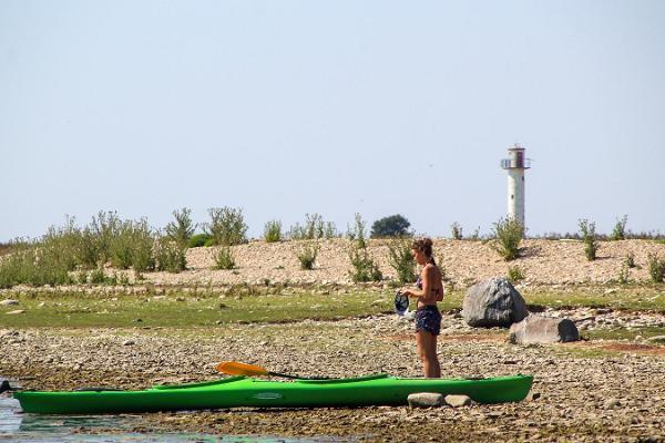 Seikluspartnerin suurkanootti- ja kanoottiretki Varblan luodoille