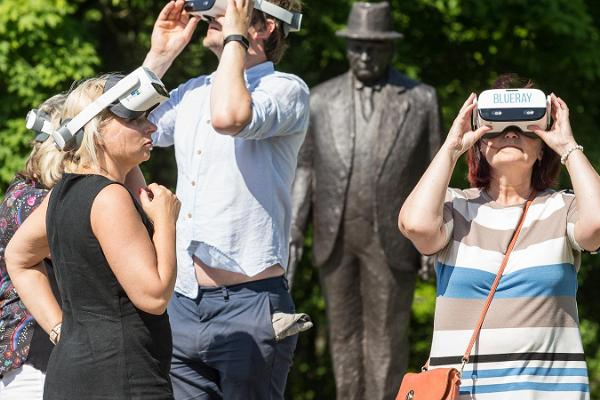 "Virtuālā tūre ""VR Toila 1938"""