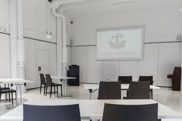 Seminarräume des Museums Pärnu