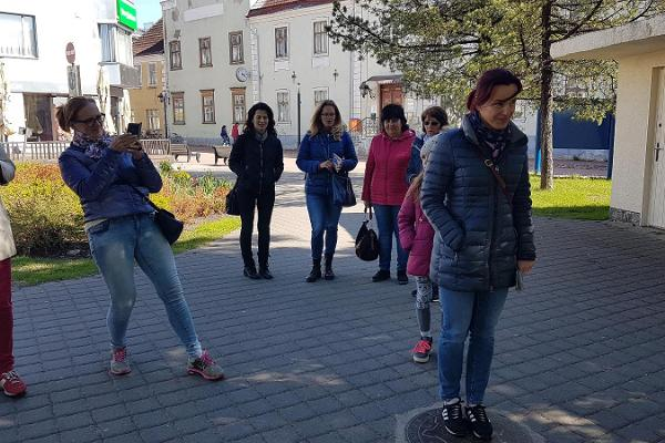 Guided tour 'True stories and incredible legends in Pärnu'