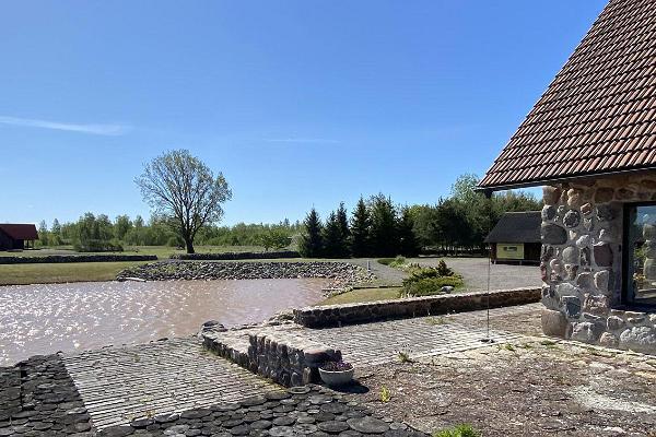 Uue-Jaani gårds semesterstuga