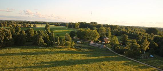 Karula – mazākais Igaunijas nacionālais dabas parks