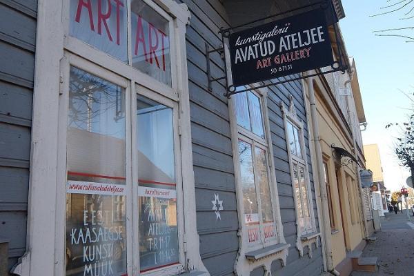 Avatud Ateljee Art Studio