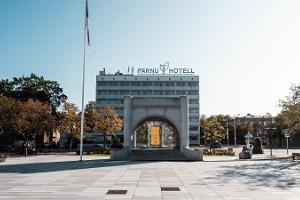 Монумент в честь провозглашения независимости Эстонской Республики