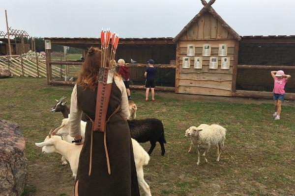Asva Viking Village Animal Park
