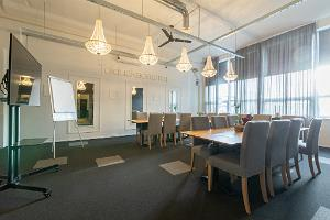 Food Academy seminar rooms in Tartu