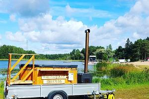 Barrelspa hot tub rental in Elva, Tartu county and South Estonia