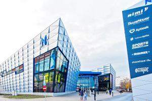 Einkaufszentrum Nautica