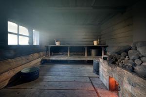 Vana-Võromaa suitsusauna tuur