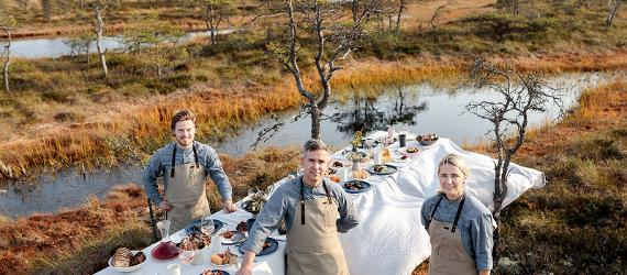 Estonian cuisine through the eyes of chefs