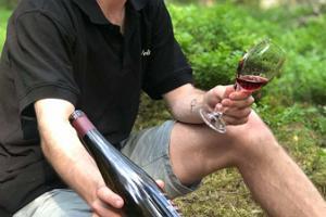Vierailu Valgejõen Veinivillassa