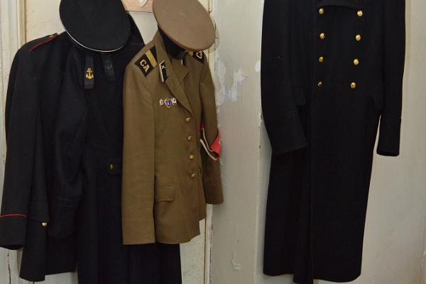 Сырвеский военный музей с исторической и природной экспозициями