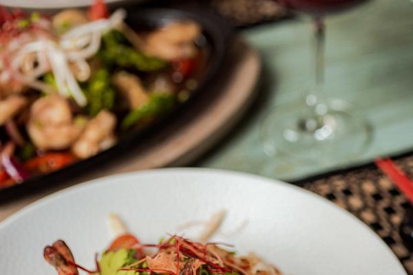 Aasia restoran Tai Boh