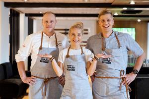 Toiduvalmistamise töötuba: Pühajärve restorani saladused