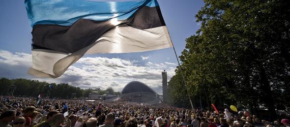 Estniska rekord i Guiness rekordbok