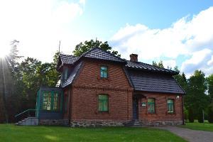 Jägerhaus Lodja