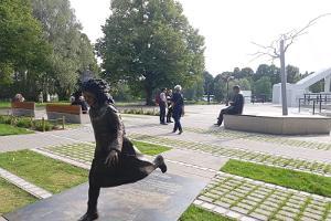 Lydia Koidulan ja Johann Voldemar Jannsenin muistokenttä