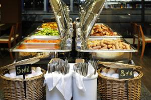 Hestia Hotel Europa hommikusöök
