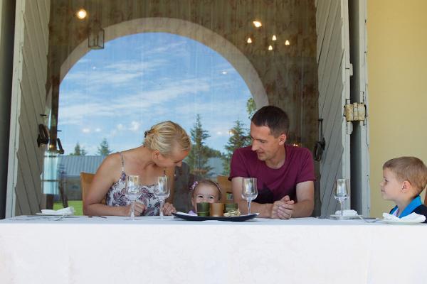 Mäetagusen kartanohotellin ravintola Rosen
