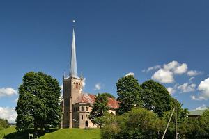 Igaunijas Evanģēliski Luteriskās draudzes Rengu Sv Miķeļa baznīca