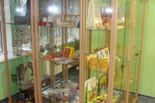 Tuglas museum i Ahja kommun