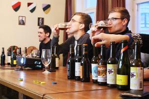 Verkostung von estnischem Craft-Bier und die Geschichte