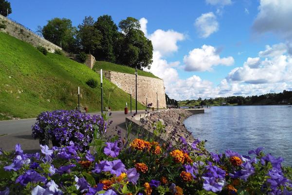 Narva Jõepromenaad