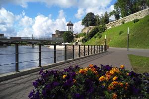 Narvan jokipromenadi