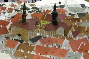 Vana-Narva makett
