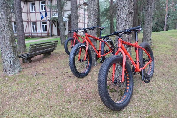 "Moteļa ""Verevi"" Fat bike un velosipēdu noma"