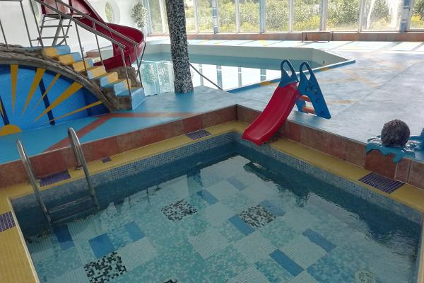 Hotelli Laagnan uima-allasalue, lasten allas