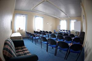 Laagna hotelli seminariruumi sisevaade