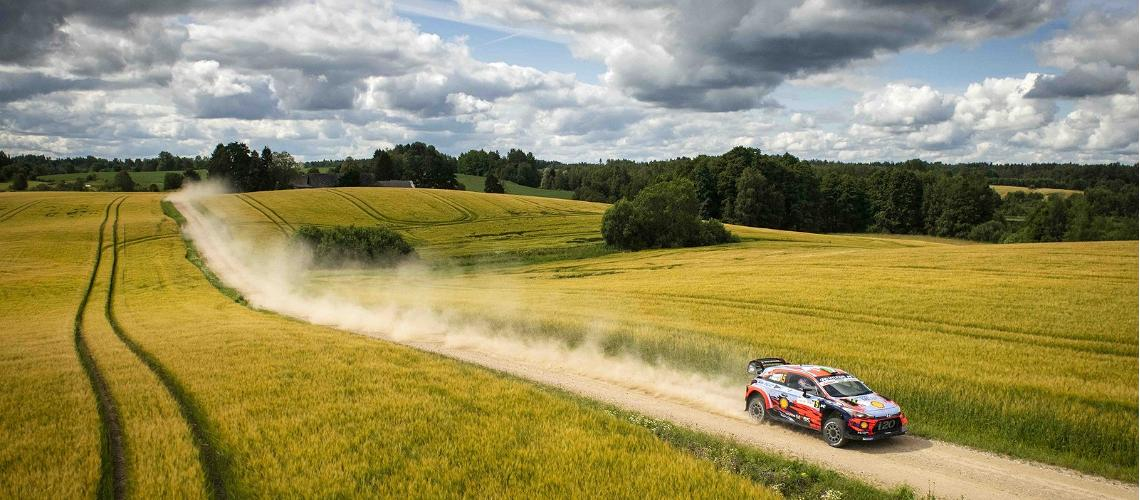 Rally Estonia, a round of the WRC is held on 4-6 September 2020. Visit Estonia